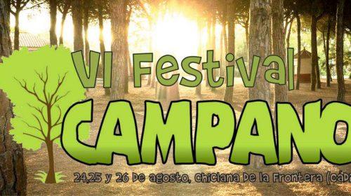 Nos vamos al Festival Campano 2017